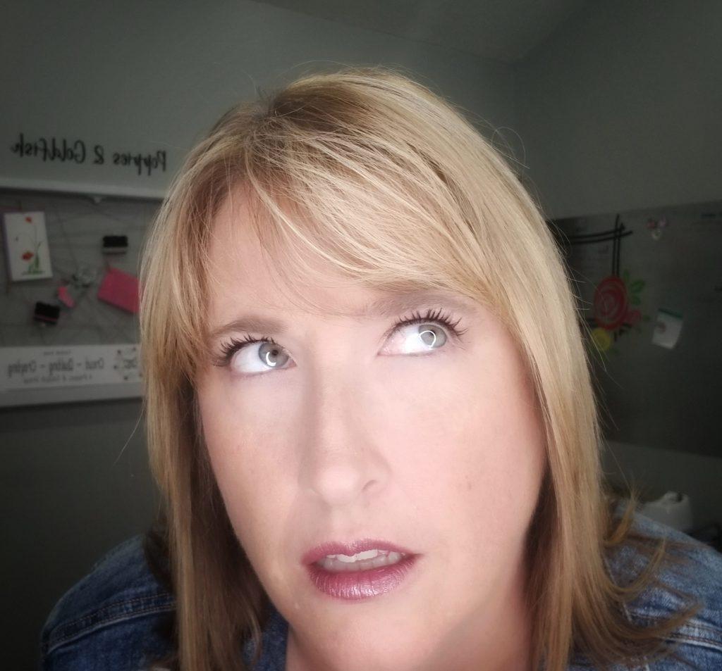 Silly face Erin