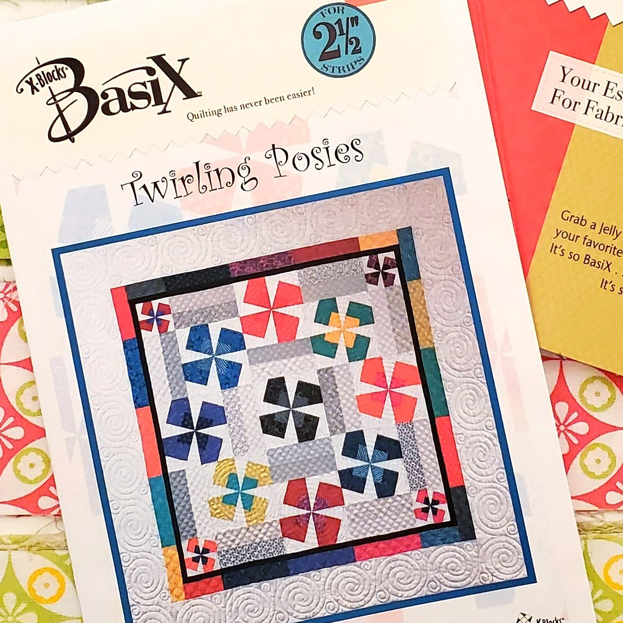 BasicX Template for quilting blocks