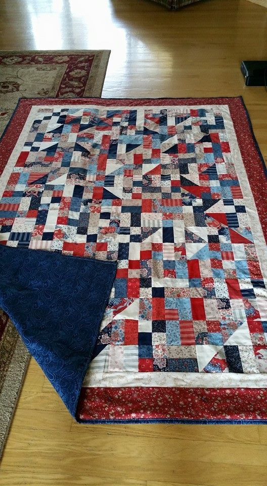Quilts I've done