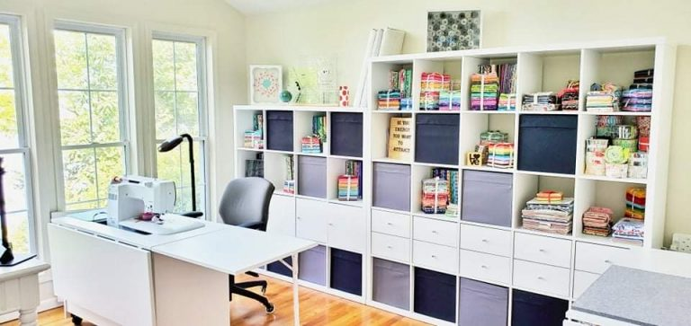 Storage Solutions for Quilting Fabric